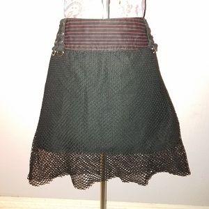 Vintage Tripp REVERSIBLE skirt
